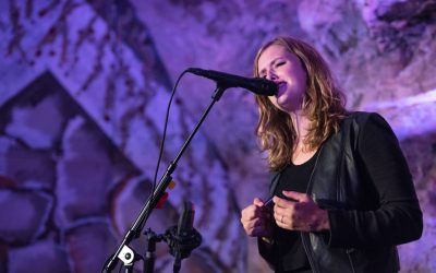Maaike Ouboter in Openluchttheater Valkenburg