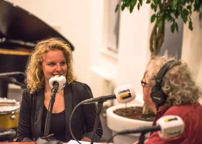 Interview & live acts jazzOUT Heerlen 2016