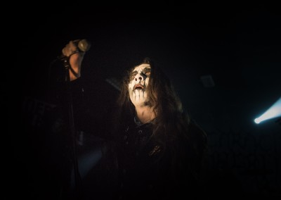 Concert | Carach Angren + LaMorta | Oefenbunker Landgraaf | All Rights Reserved | Fabian Viester Photography
