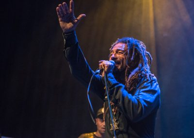 Concert | Rootsriders (Bob Marley tribute band) | poppodium NIEUWE NOR