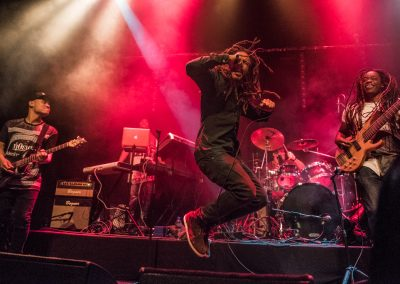 Concert | Rootsriders (Bob Marley tribute band) | poppodium NIEUWE NOR