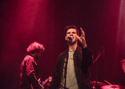 Concert | HANDED (Stef Classens) in NIEUWE NOR Heerlen | © Fabian Viester Photography