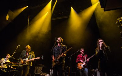 The Cosmic Carnival + The Dawn Brothers in poppodium NIEUWE NOR