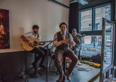 Event | The Ten Bells | EP release | poppodium NIEUWE NOR