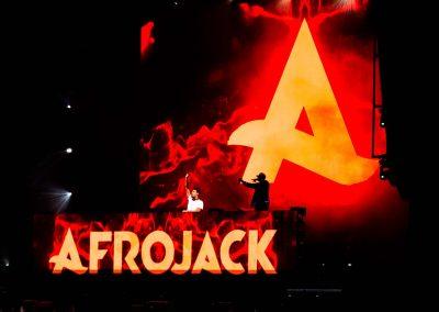 Afrojack ParkCity Live 2019