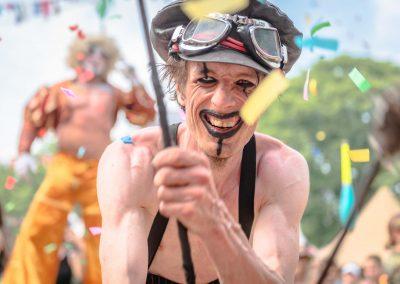Zirkus Beatzarr ParkCity Live 2019